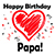 BIRTHDAY LOVE - PAPA