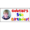 BALLOON PICTURE BANNER (18X40 IN.) PARTY SUPPLIES