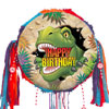 DINO BLAST PULL RIBBON PINATA PARTY SUPPLIES