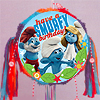SMURFS PULL STRING PINATA PARTY SUPPLIES