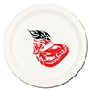 RACE CAR DINNER PLATE(8/PKG) PARTY SUPPLIES