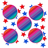 RAINBOW DECO FETTI PARTY SUPPLIES