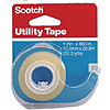 3M TAPE CLEAR UTILITY TAPE(12/CASE) PARTY SUPPLIES