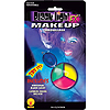 YELLOW/PINK/GREEN BLACKLIGHT MAKEUP PARTY SUPPLIES