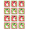 SNOWMAN DOTS COASTERS PARTY SUPPLIES