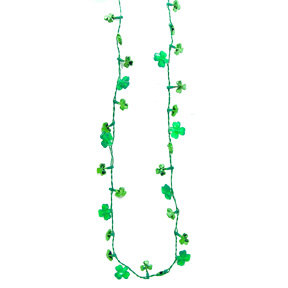 ST. PATRICK'S LIGHT UP NECKLACE PARTY SUPPLIES