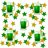 ST PATRICKS DAY BEER ME DECO FETTI PARTY SUPPLIES