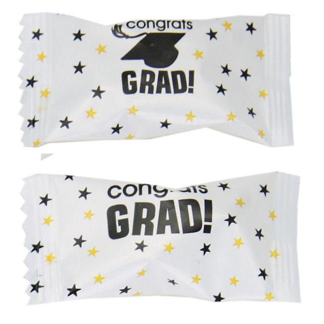 Click for larger picture of GRADUATION BUTTERMINTS PARTY SUPPLIES