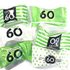 60TH BIRTHDAY BUTTERMINTS PARTY SUPPLIES