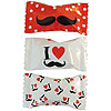 DISCONTINUED MUSTACHE BUTTERMINTS PARTY SUPPLIES