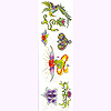 BIRD & APPLE WITH FLOWERS PARTY SUPPLIES