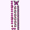 DISCONTINUED FLOWER WITH BUTTERFLY ARM PARTY SUPPLIES