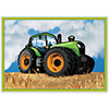 TRACTOR TIME PLACEMAT PARTY SUPPLIES