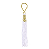 DISCONTINUED WHITE GRAD TASSEL PARTY SUPPLIES