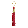 RED GRAD TASSEL PARTY SUPPLIES
