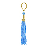 DISCONTINUED LIGHT BLUE GRAD TASSEL PARTY SUPPLIES