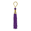 DISCONTINUED PURPLE GRAD TASSEL PARTY SUPPLIES