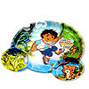 DISCONTINUED DIEGO SOUVENIR SHAPED PLATE PARTY SUPPLIES