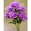 FLORAL SILK CARNATION LAVENDER (24/CS) PARTY SUPPLIES