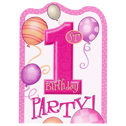first birthday girl party supplies discontinued first bday girl
