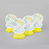 DISCONTINUED BABY STITCH TABLE DECORATN PARTY SUPPLIES