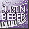 JUSTIN BIEBER BEVERAGE NAPKIN PARTY SUPPLIES