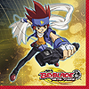 DISCONTINUED BEYBLADE LUNCH NAPKINS PARTY SUPPLIES