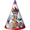 DISCONTINUED BEYBLADE CONE HATS PARTY SUPPLIES
