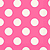HOT PINK POLKA DOTS