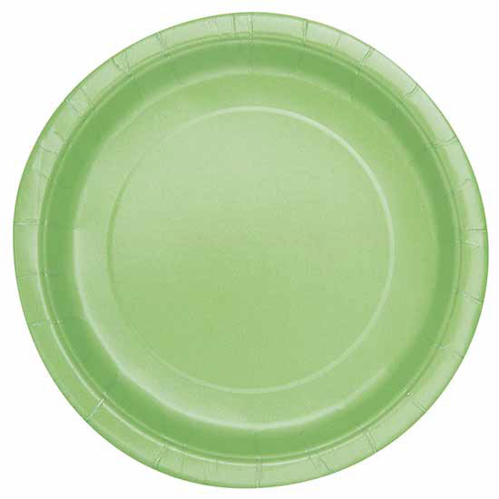BULK APPLE GREEN TABLEWARE