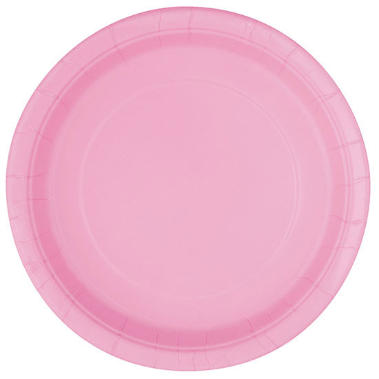 BULK LOVELY PINK CUPS & NAPKINS