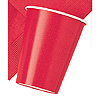 RED 9OZ CUPS (168/CS) PARTY SUPPLIES