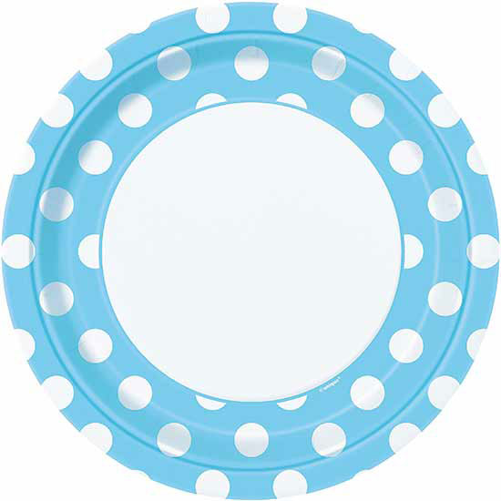 BULK POWDER BLUE DOTS