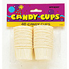 CANDY CUPS PAPER 40CT. PARTY SUPPLIES