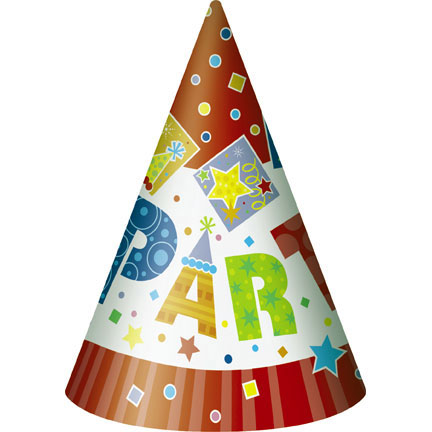 Click for larger picture of PARTY STYLE PARTY HATS PARTY SUPPLIES