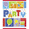 DISCONTINUED PARTY STYLE TREAT SACKS PARTY SUPPLIES
