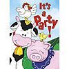 DISCONTINUED FARM FRIENDS INVITATIONS PARTY SUPPLIES