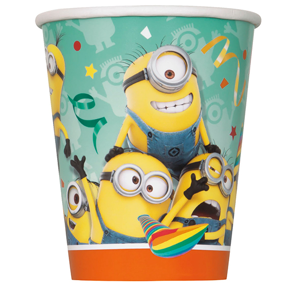 DESPICABLE ME HOT-COLD CUP (96/CS) PARTY SUPPLIES