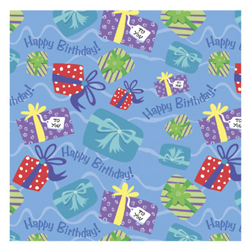 Click for larger picture of DISCONTINUED BIRTHDAY GIFTS GIFTWRAP PARTY SUPPLIES