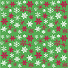 SNOWFLAKES GIFT WRAP (12/CS) PARTY SUPPLIES