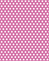 HOT PINK DOT GIFTWRAP PARTY SUPPLIES