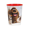DISCONTINUED SECRET PETS SOUVENIR CUP PARTY SUPPLIES