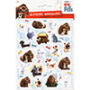 DISCONTINUED SECRET PETS STICKERS PARTY SUPPLIES