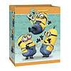 DESPICABLE ME 2 GIFTBAG LARGE (12/CS) PARTY SUPPLIES