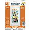 DESPICABLE ME 2 DOOR POSTER/ BANNER PARTY SUPPLIES