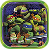 TEENAGE MUTANT TURTLES DINNER PLATE PARTY SUPPLIES