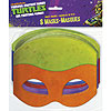 TEENAGE MUTANT NINJA TURTLE PARTY MASKS PARTY SUPPLIES