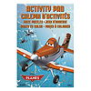 DISCONTINUED PLANES ACTIVITY BOOK PARTY SUPPLIES