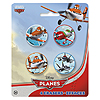 DISCONTINUED PLANES SHAPED ERASERS PARTY SUPPLIES