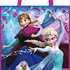 FROZEN PLASTIC PARTY TOTE BAG PARTY SUPPLIES
